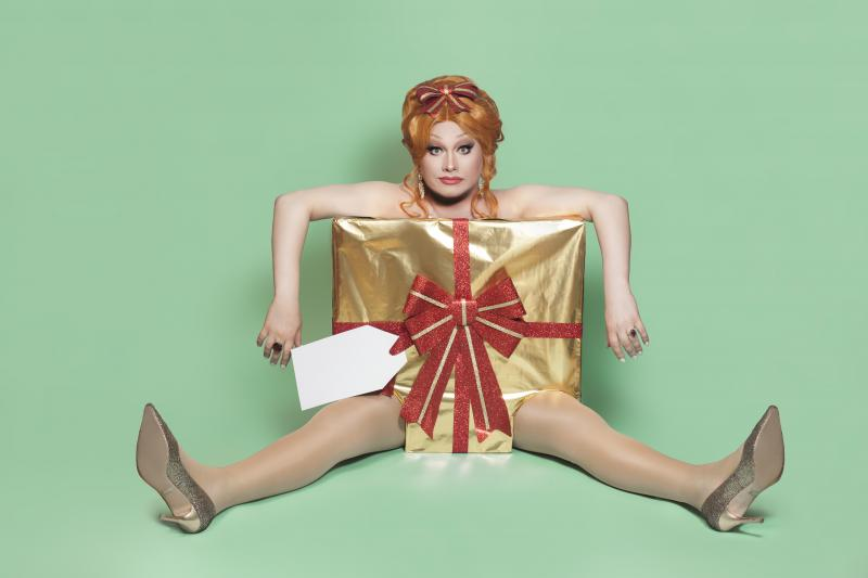 BWW Interview: BenDeLaCreme of ALL I WANT FOR CHRISTMAS IS ATTENTION at The Town Hall