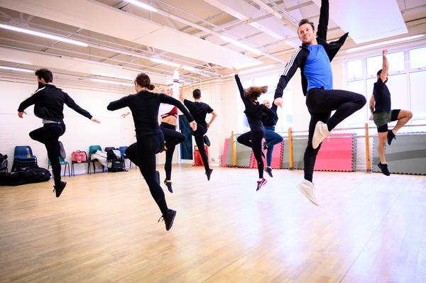 Photos: Inside Rehearsal For DICK WHITTINGTON at Wolverhampton Grand