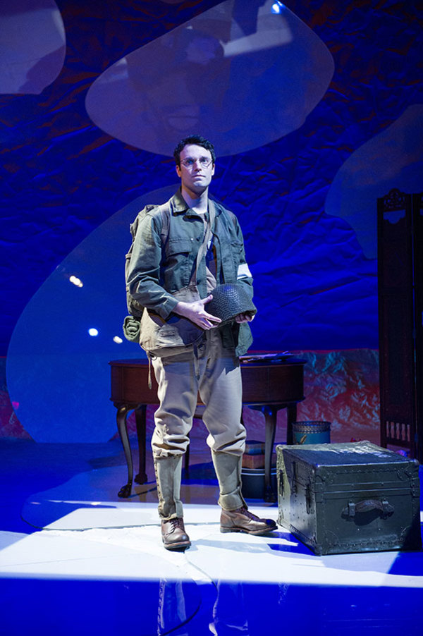 Photo Flash: First Look at DEAR JACK, DEAR LOUISE at Arena Stage