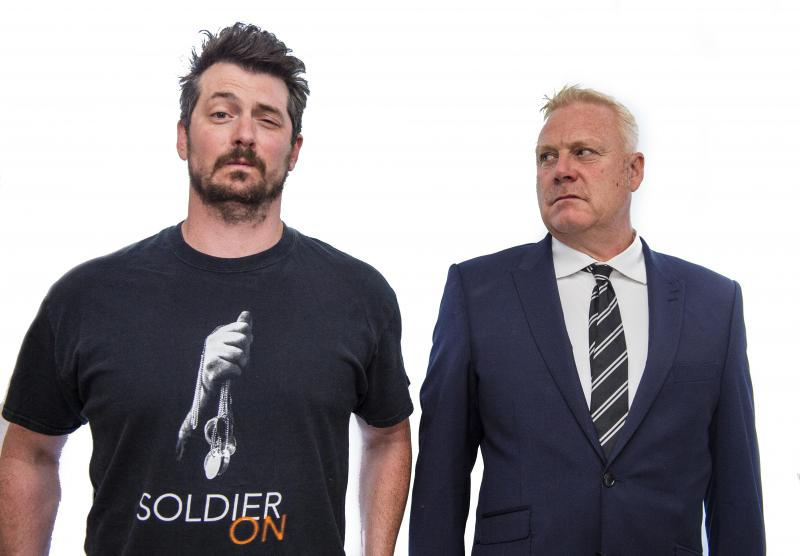 BWW Review: SOLDIER ON at Berkeley Street Theatre