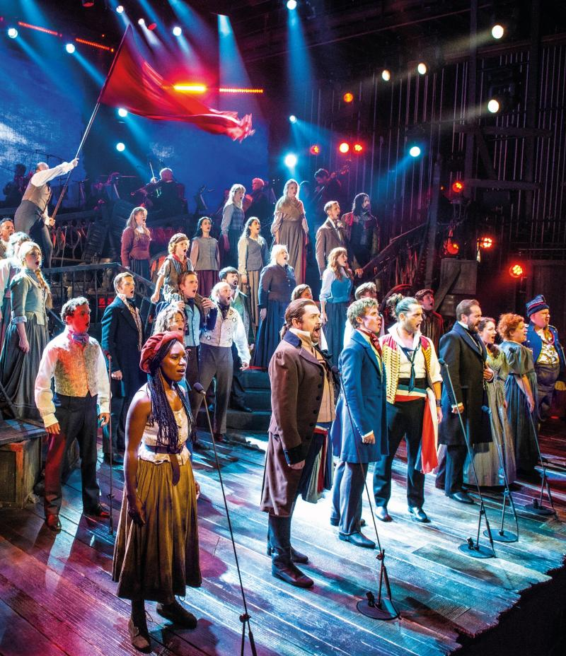 10 Reasons Not to Miss LES MISERABLES Live in Concert- In Cinemas December 8 & 11