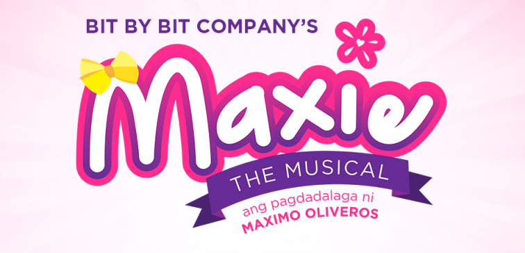 MAXIE THE MUSICAL Offers Flash Sale: Opening Night Orchestra Tickets at P1,000 Each