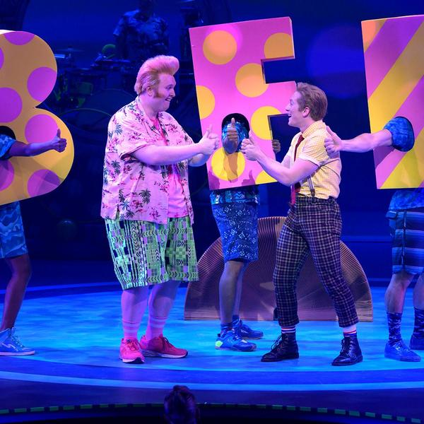 Photo Flash: Check Out All New Photos From THE SPONGEBOB MUSICAL