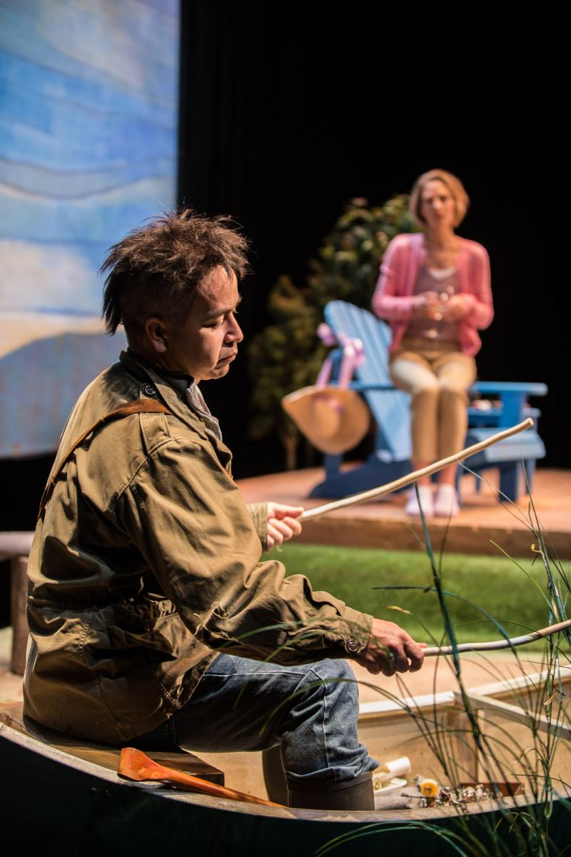 BWW Review: COTTAGERS AND INDIANS at Ottawa's Great Canadian Theatre Company