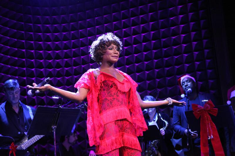 BWW Review: Kevin Smith Kirkwood Raises Spirits in CLASSIC WHITNEY - THE HOLIDAY LOVE EDITION at Joe's Pub