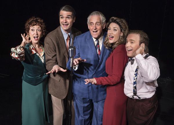 Photos: First Look at IT'S A WONDERFUL LIFE: A LIVE RADIO PLAY at Ensemble Theatre Company of Santa Barbara