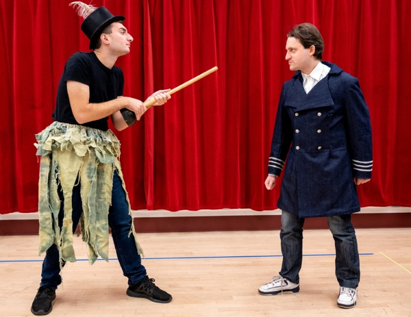 Photo Flash: First Look At EPIC Players Inclusion Company's Production Of PETER AND THE STARCATCHER