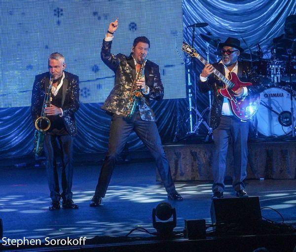 Dave Koz, Michael Lington, Jonathan Butler Photo