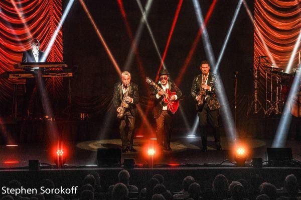 Dave Koz, Jonathan Butler, Michael Lington Photo