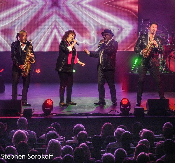 Dave Koz, Melissa Manchester, Jonathan Butler, Michael Lington Photo