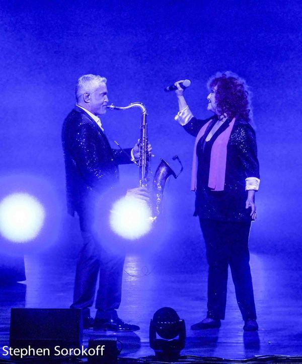 Dave Koz & Melissa Manchester Photo