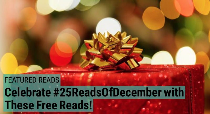 Get a Free Book Every Day in December For 25 Days!