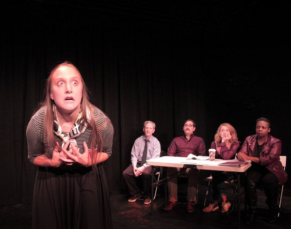Photo Flash: First Look at Loft Ensemble's THE GAYEST CHRISTMAS PAGEANT EVER