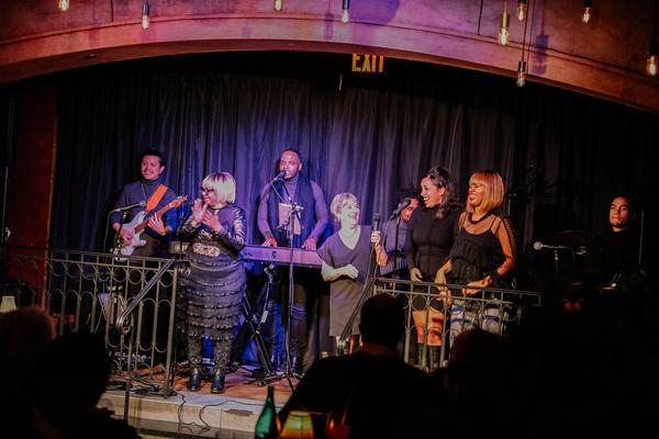Photo Flash: Inside Shelly & Friends Revue At Bond 45