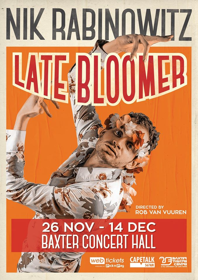 BWW Review: Mid-life Crises and Laughs About Life in LATE BLOOMER with Nik Rabinowitz