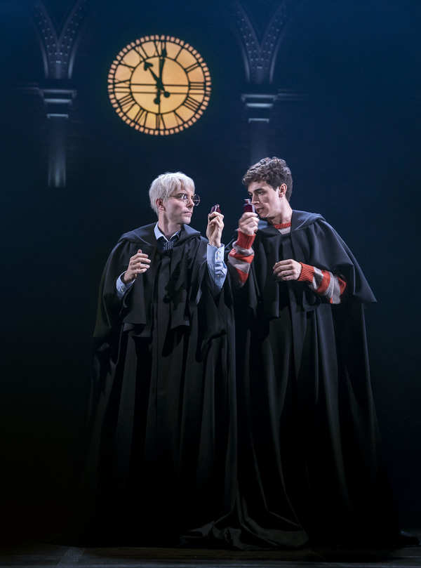 PHOTOS/VIDEO: HARRY POTTER AND THE CURSED CHILD Opens in San Francisco; Get a First Look and Hear From J.K. Rowling!