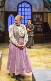 BWW Review: BULL IN A CHINA SHOP at Aurora Theatre Dramatizes the Love Letters of Women's Rights Activist Mary Wooley