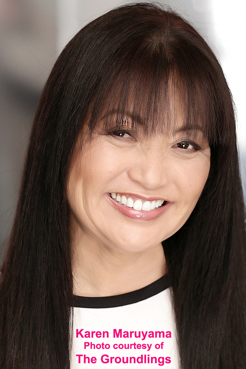 BWW Interview: Director Karen Maruyama Shares Her Secrets in Guiding GROUNDLINGS SKIS HAUS