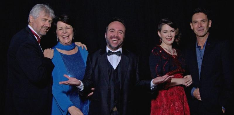 BWW Review: Showcasing Sondheim with PUTTING IT TOGETHER at Milnerton Playhouse