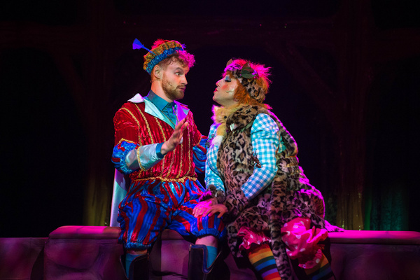 Photo Flash: ROBIN HOOD Opens At Queen's Theatre Hornchurch