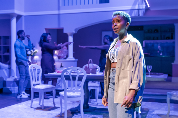 Photo Flash: First Look at Production Photos of FAIRVIEW at Young Vic