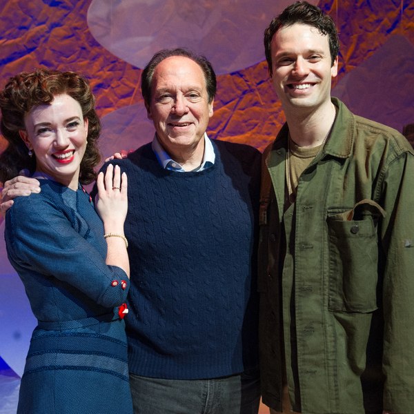 Photos: Take a Look at DEAR JACK, DEAR LOUISE at Arena Stage