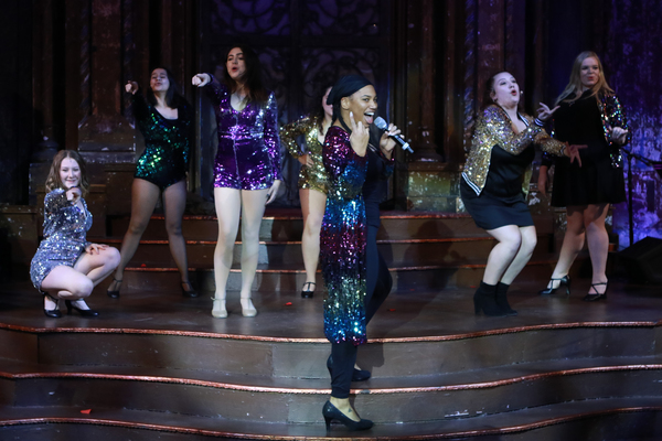 Photo Flash: Broadway Dreams Showcase in NYC
