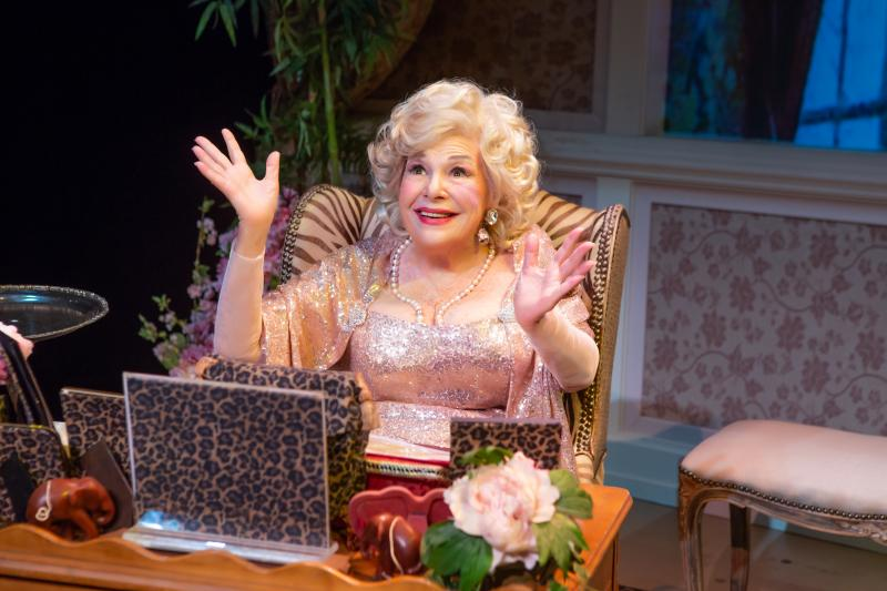 BWW Review: Renée Taylor in MY LIFE ON A DIET at GSP is Engaging and Entertaining