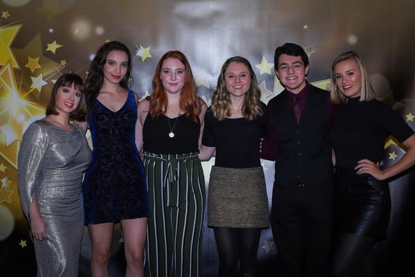Deb Heagen, Lauren Maria Medina, Samantha Brynildsen, Nikki Miller, Cameron Clifford, Photo