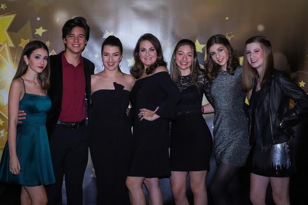 Jessica Schuchardt, Matt Woodward, Bella DePaola, Danette Holden, Emily Schneider, Briana Tobin, Delaney Dean