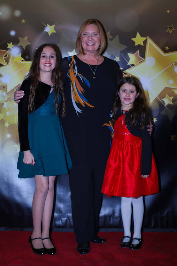 Photo Flash: LBC Talent's 'Hunterdon's Brightest, Home For The Holidays' Charity Cabaret Brings Tears & Cheers!