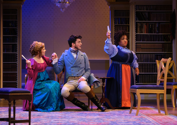 Photo Flash: First Look At MISS BENNET: CHRISTMAS AT PEMBERLEY At Portland Center Stage