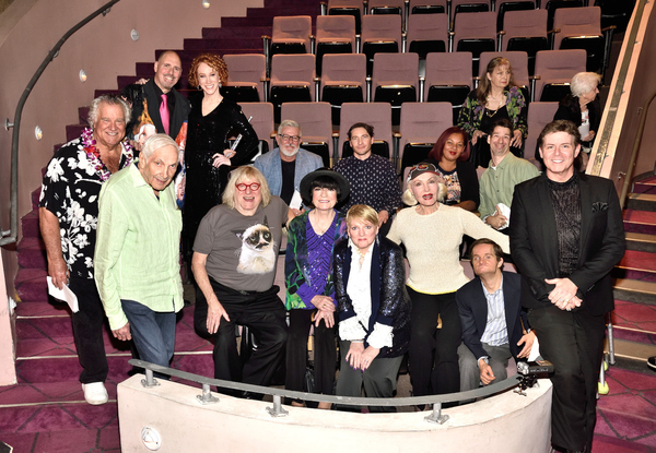 "Robert ""Robby"" Fortney, Frank Sheftel, Marty Krofft, Kathy Griffin, Bruce Vilanch, Jo Photo"