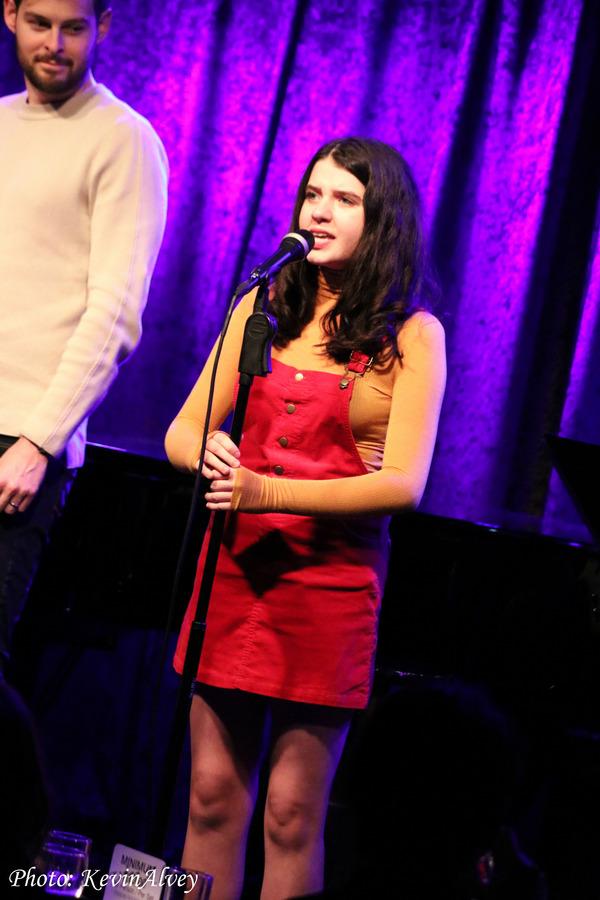 Evan Alexander Smith, Zoe Wilson Photo