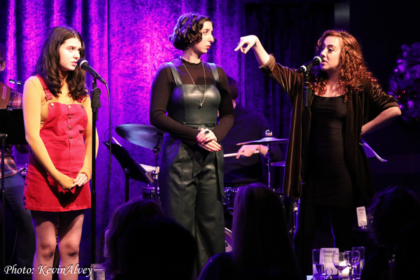 Zoe Wilson, Katherine Winter, Liz Byrne Photo