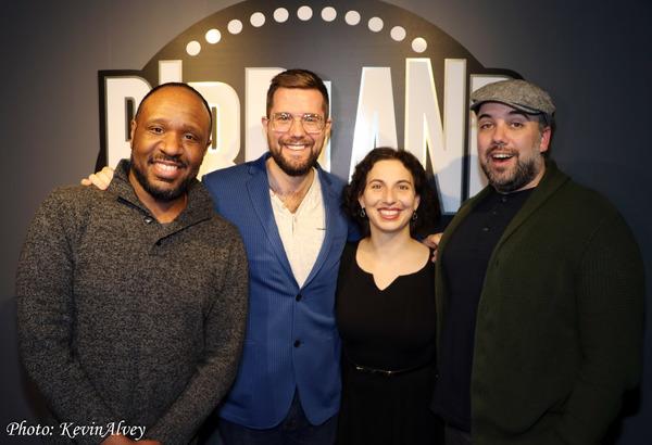 Steve Wallace, Daniel Abrahamson, Sarah Mucek, Matthew Greene Photo