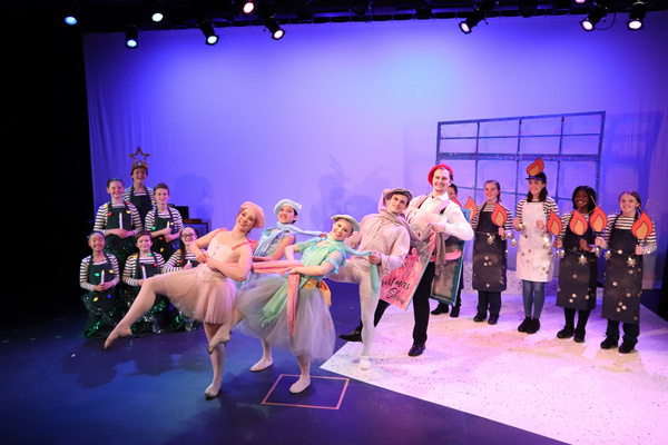Photo Flash: First Look At THE LITTLE DANCER- A Holiday Family Musical At Theatre 71