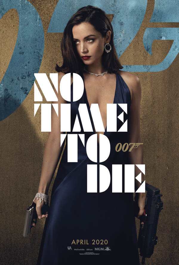 Photo Flash: See the Character Photos for NO TIME TO DIE!