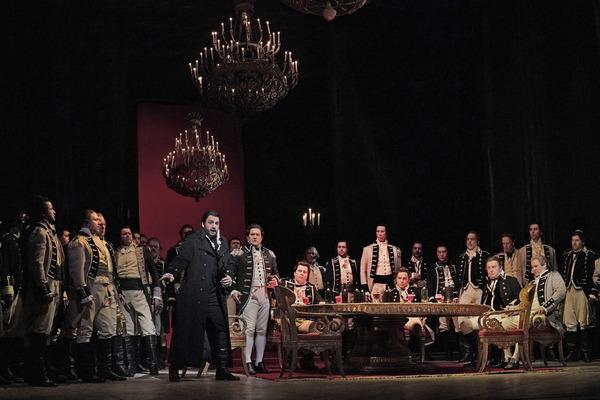 Photos/Reviews: THE QUEEN OF SPADES at the Metropolitan Opera, New York