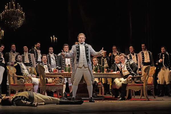 Photos/Reviews: THE QUEEN OF SPADES at the Metropolitan Opera, New York