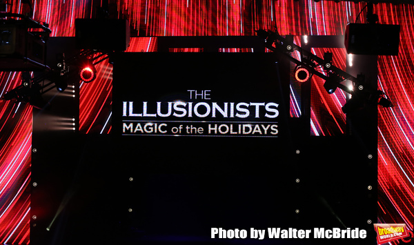 """The Illusionists - Magic of the Holidays"" at the Neil Simon Theatre on December 3, 2019 in New York City."