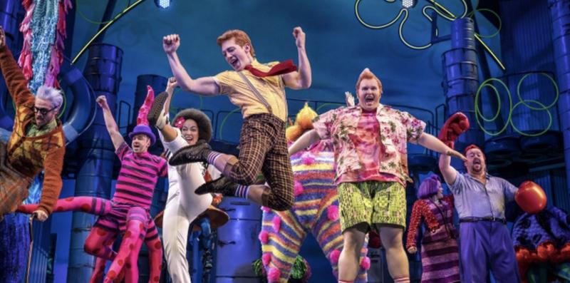 FOLLIES, SPONGEBOB SQUAREPANTS, and More are Coming to a Screen Near You in BWW's December Stage-to-Screen Report