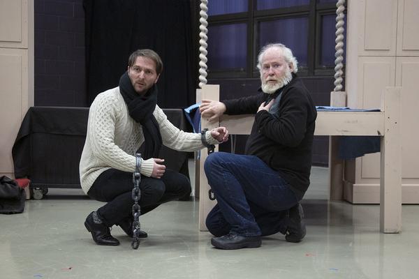 Kevin Stanfa & Michael Selkirk Photo