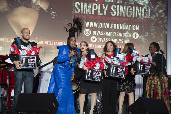 Photos: Brandon Victor Dixon and More at 29th Annual DIVAS Simply Singing! Honoring Diane Warren