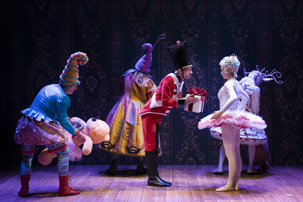 Photo Flash: Lookingglass Theatre Presents THE STEADFAST TIN SOLDIER