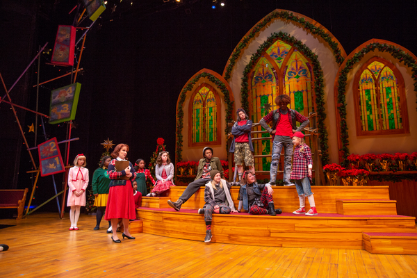 Photo Flash: Alabama Shakespeare Festival Presents THE BEST CHRISTMAS PAGEANT EVER