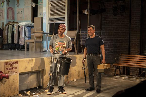 Sean Carvajal and Dave Anzuelo Photo