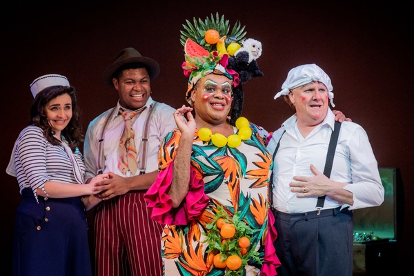 Photos: First Look at DICK WHITTINGTON AND HIS CAT