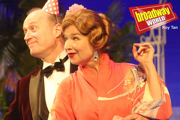 Photo Flash: First Look at THE BOYFRIEND at Menier Chocolate Factory