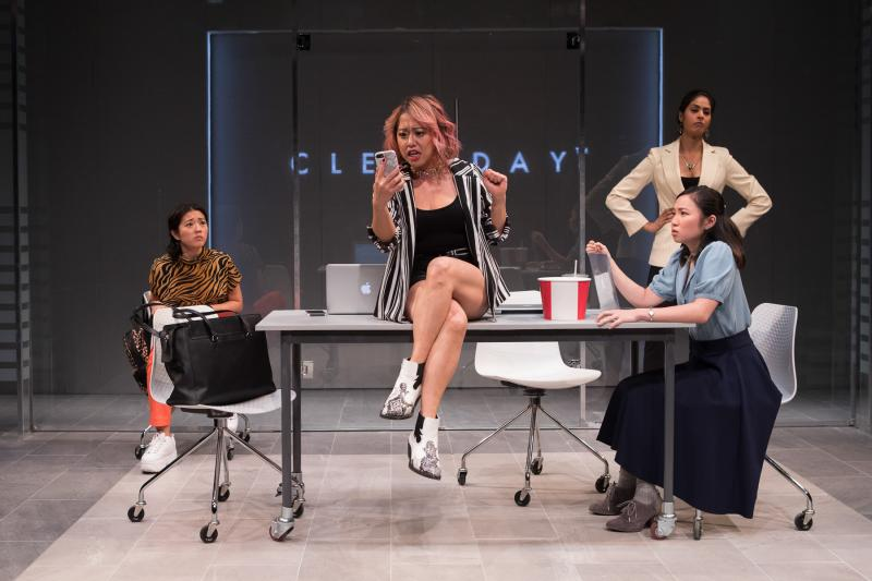 BWW Interview: Theatre Life with Diana Huey